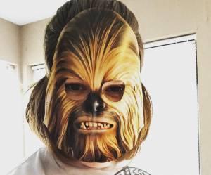 La vidéo hilarante de cette maman déguisée en Chewbacca bat tous les records