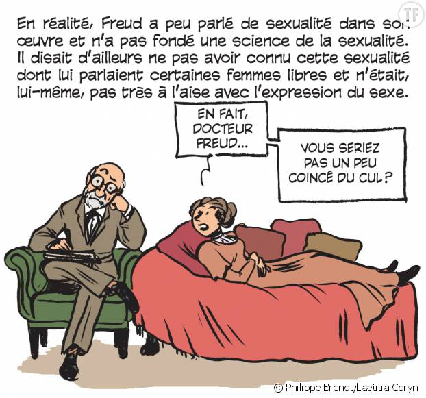 Sex Story, bande-dessinée