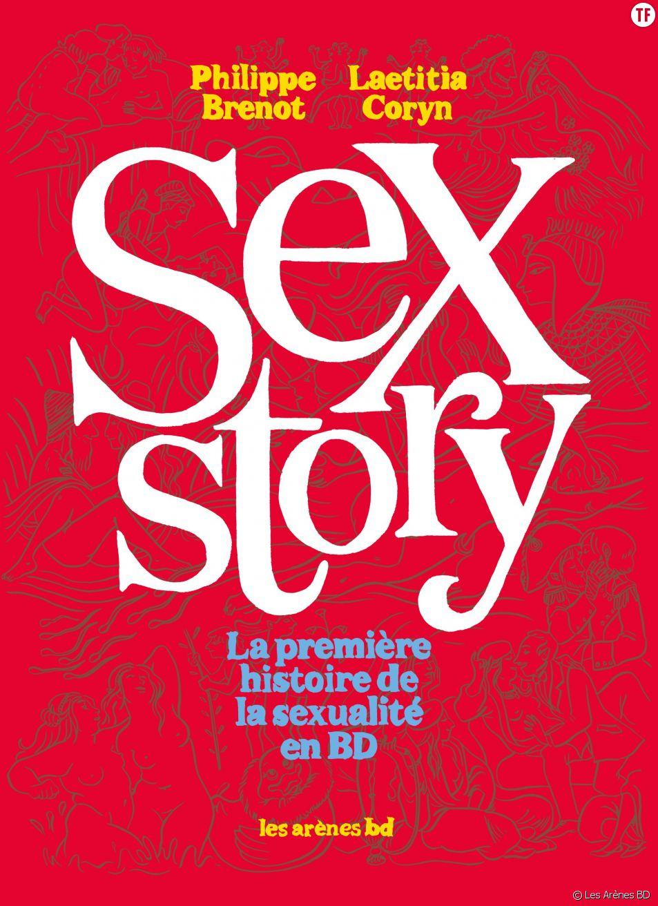 """""""Sex Story, la première histoire de la sexualité en BD"""""""
