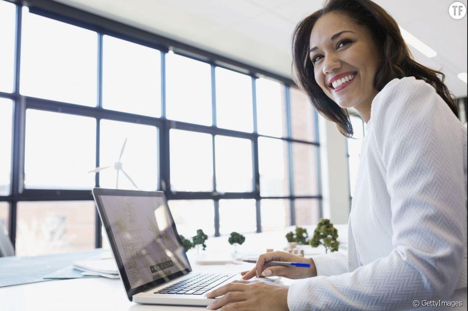 Comment être la fille la plus heureuse du bureau (même quand l'ambiance est affreuse)
