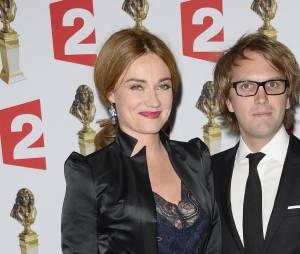 Marine Delterme et son mari Florian Zeller