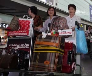 L'aéroport de Pékin a maintenant des files d'attente réservées aux femmes