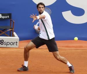 Le tennisman français Jérémy Chardy