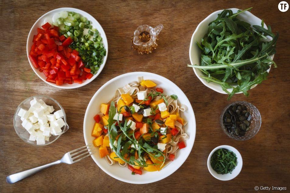 Comment manger végétarien et pas cher