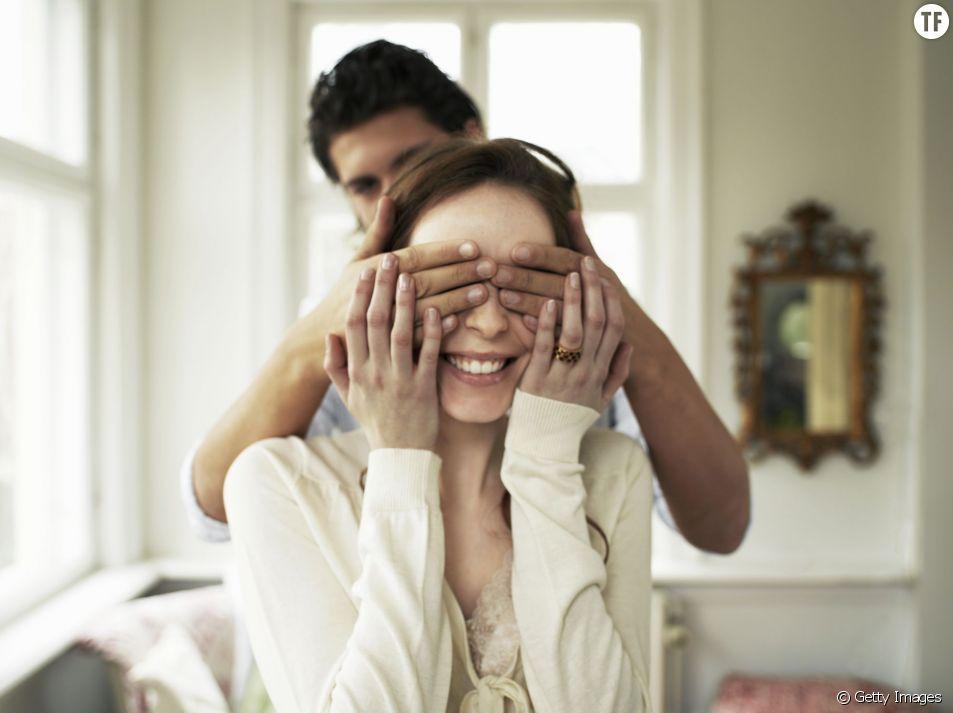 Retomber amoureux tous les jours, ne tiendrait qu'à une seule chose : le regard.