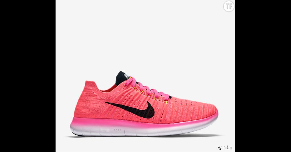 Nike free rn flyknit  , 130 euros