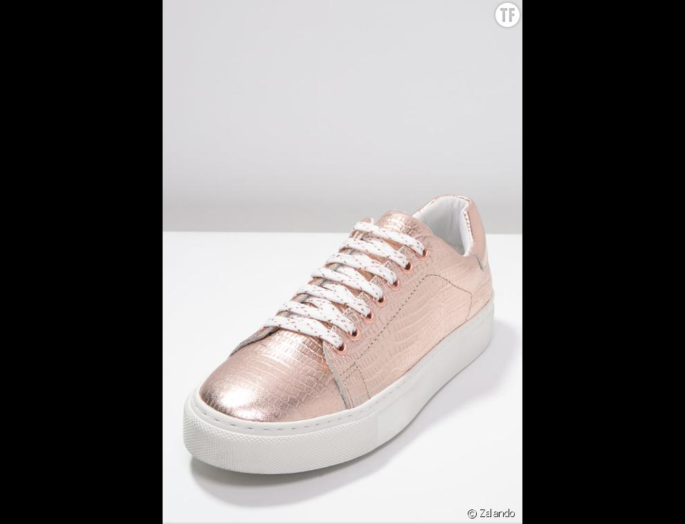 e010a3af5ba2 Les sneakers roses sont les nouvelles baskets blanches   notre sélection  shopping