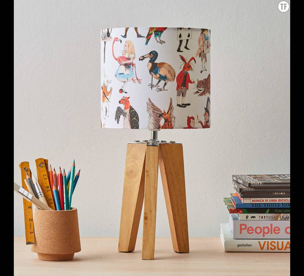 Lampe de chevet sur Not On The High Street, 46,33€