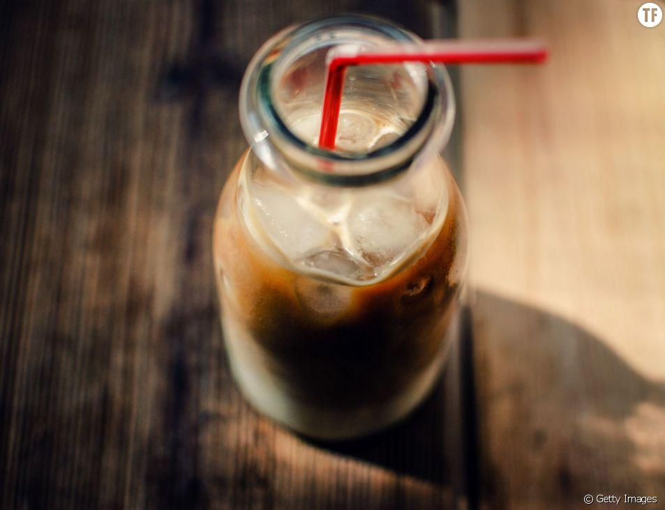 La recette rapide du café frappé
