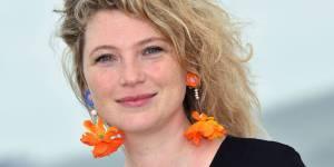 Cécile Bois (Candice Renoir) : ses filles n'ont pas le droit de regarder la série