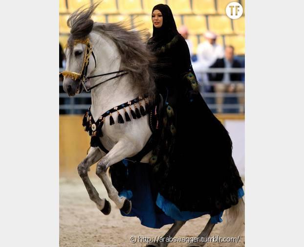 Maroc : les amazones de la fantasia piétinent les stéréotypes
