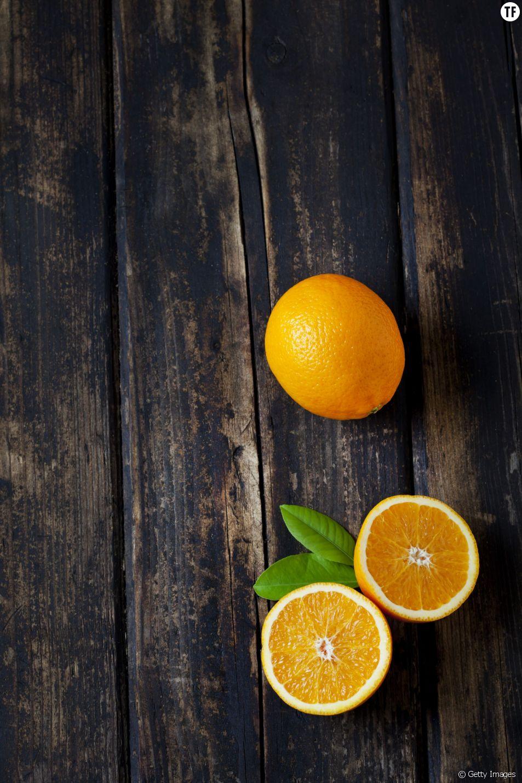Comment éplucher une orange en quelques secondes ?