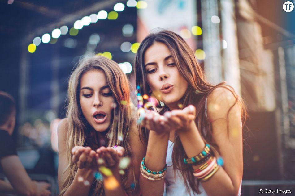 Les 10 choses que l'on fait avec sa meilleure amie