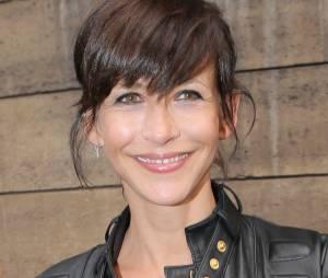 L'actrice Sophie Marceau