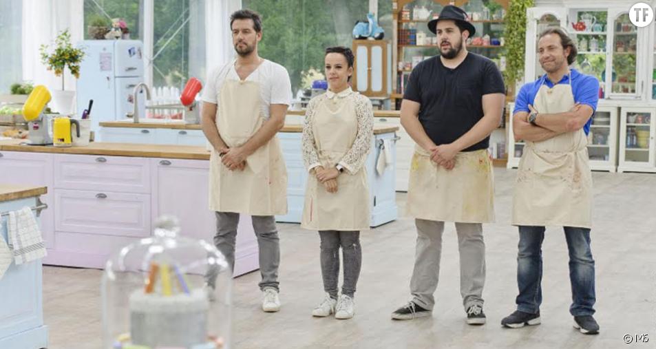 Finale du Meilleur pâtissier spécial célébrités - émission du 8 juin 2016