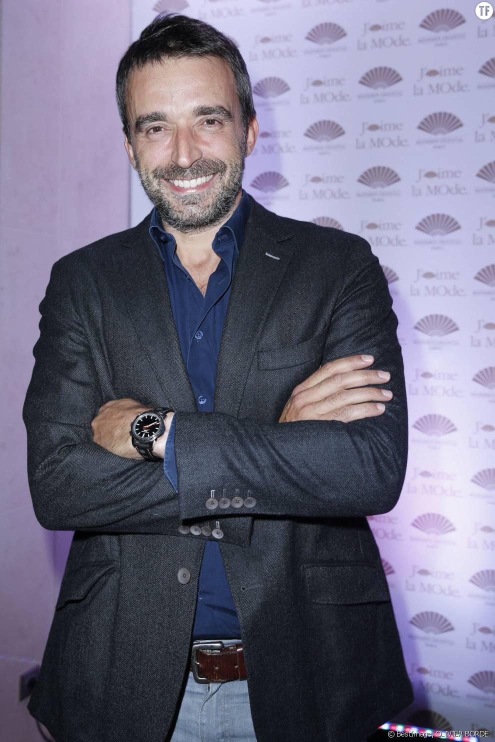 Clément Miserez, époux d'Alessandra Sublet
