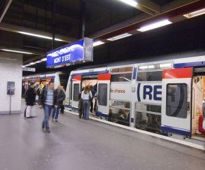 Euro 2016 : les prévisions du trafic vers le Stade de France - RER B, D et bus