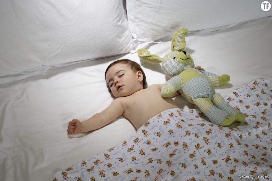 Combien d'heures doit dormir un bébé ?