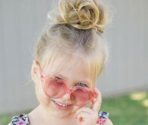 A 5 ans, cette petite fille est aussi douée qu'une coiffeuse professionnelle