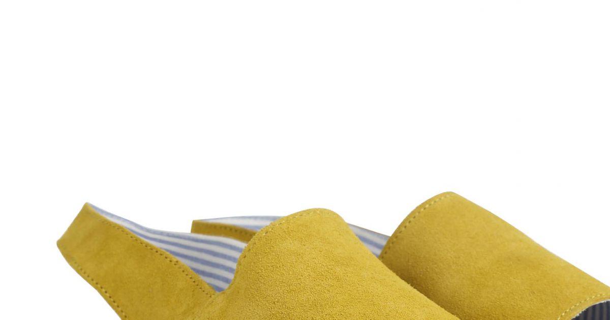 espadrilles en cuir nice things sur place des tendances 85. Black Bedroom Furniture Sets. Home Design Ideas