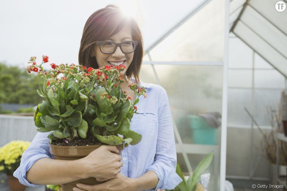 L'astuce du glaçon pour bien arroser vos plantes