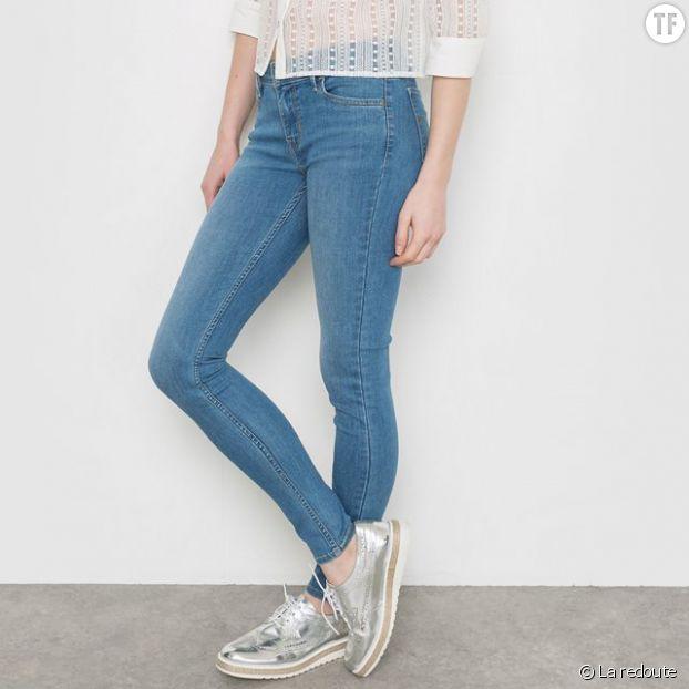 Avoir un jean qui nous fit parfaitement, c'est indispensable.