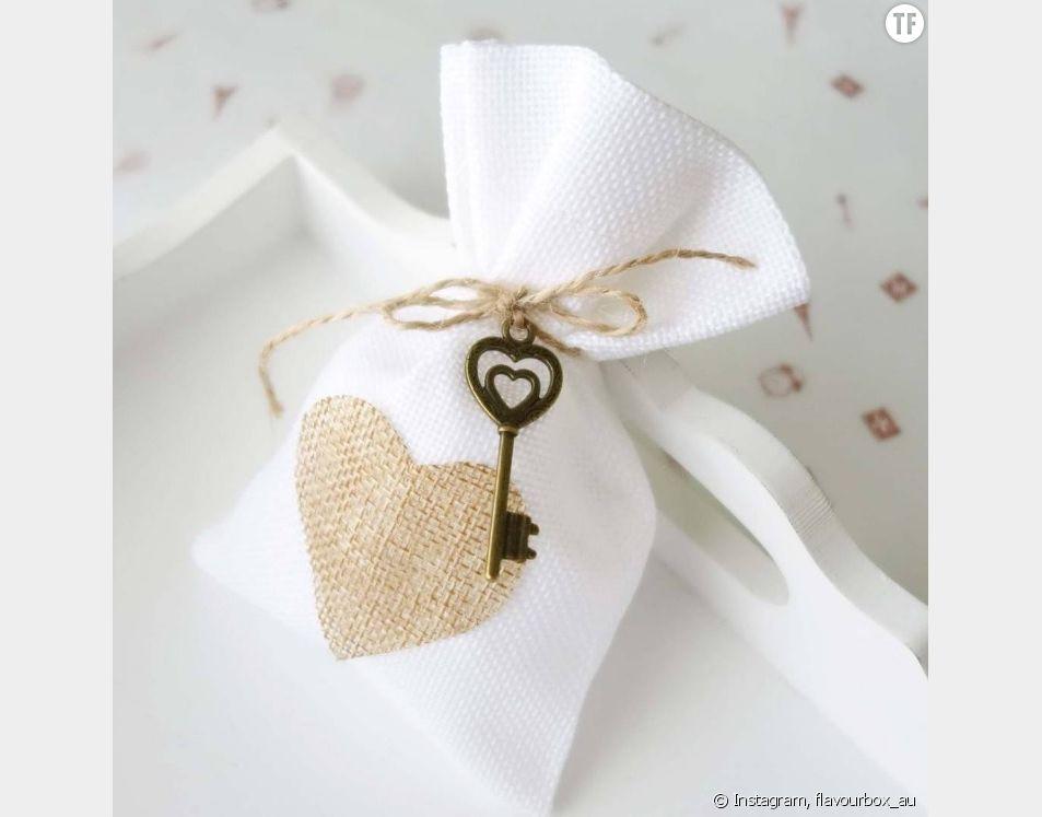 Mariage 20 Idées De Petits Cadeaux Pour Ses Invités