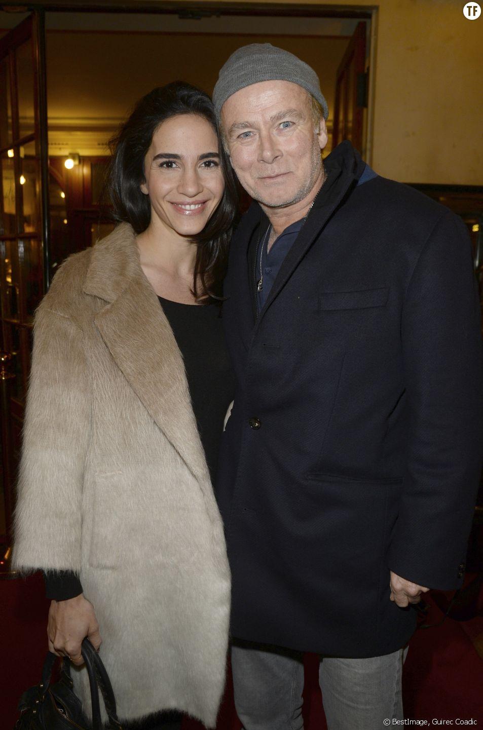 Franck Dubosc et sa femme Danièle