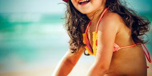 Plage : 12 jolis maillots de bain d'enfants pour barboter à petits prix