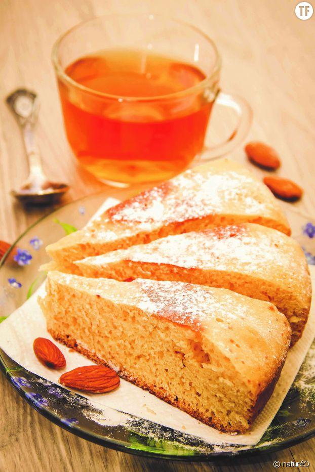 La recette du gateaux d'amandes sans gluten