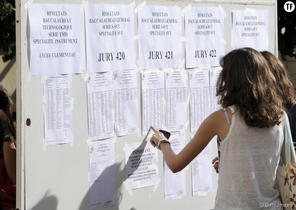 Résultats Bac 2016 : où consulter les résultats ?