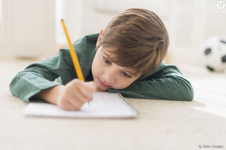 Pourquoi les enfants ont besoin d'apprendre à écrire à la main