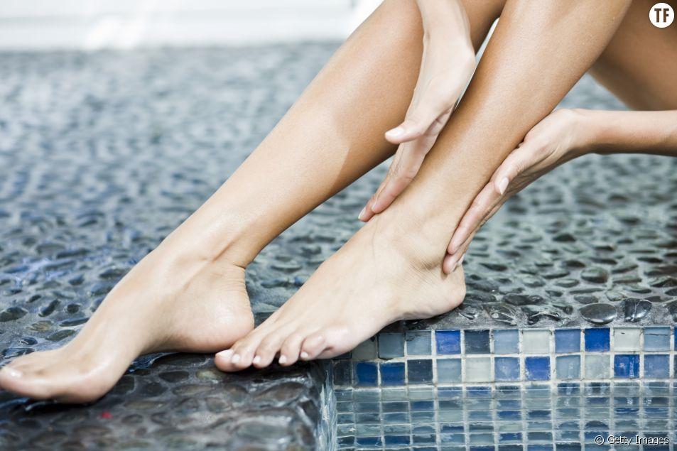 Comment soulager les pieds gonflés et les jambes lourdes
