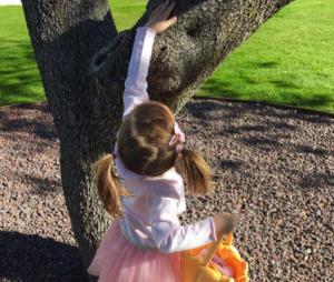 Gareth Bale et ses deux filles sur Instagram