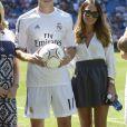 Gareth Bale et sa compagne Emma Rhys-Jones