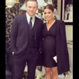 Wayne Rooney et sa femme Coleen