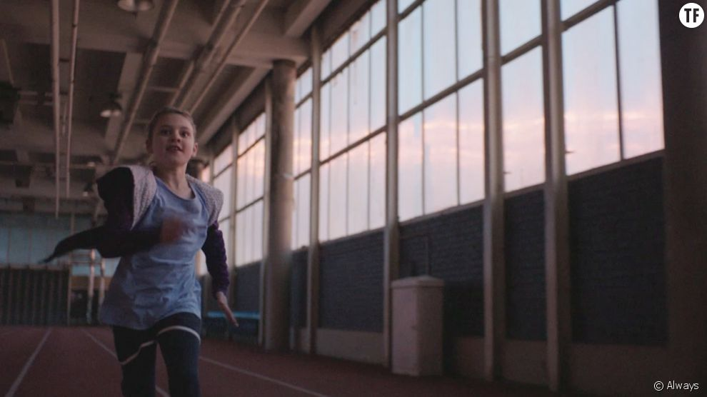 La campagne #CommeUneFille démonte les préjugés sur le sport et les filles