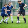 Laure Boulleau souhaite encourager les jeunes filles à persévérer dans le sport