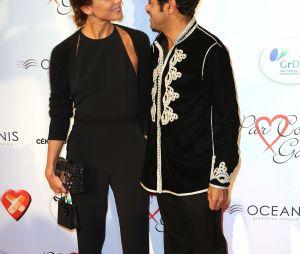 Mélissa Theuriau et son mari Jamel Debbouze