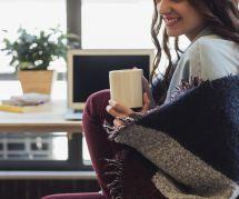 Comment s'habiller quand la climatisation est à fond au bureau ?