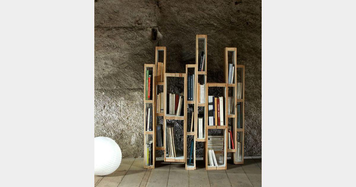 Une Palette Transform E En Biblioth Que Design