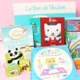 Box de Pandore de Juin 2016