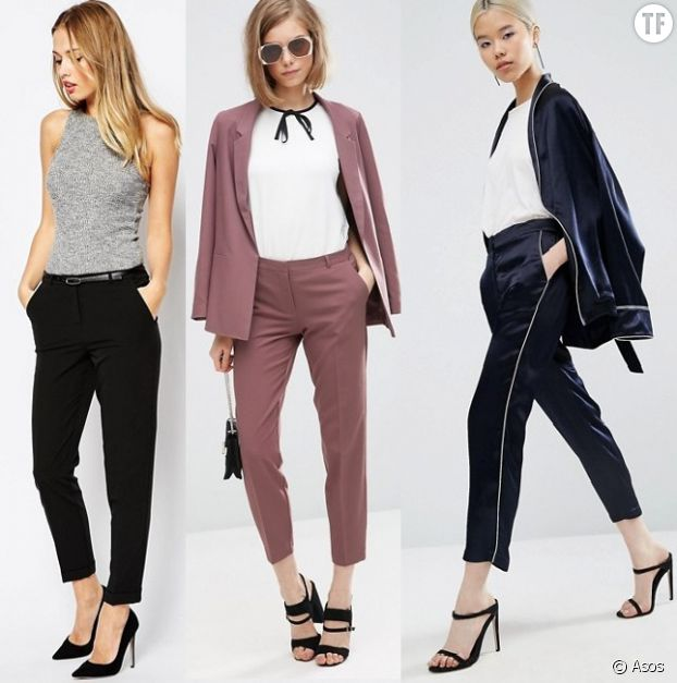 Le très chic pantalon de smoking