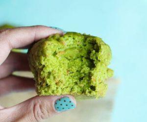 L'incroyable recette des muffins aux épinards