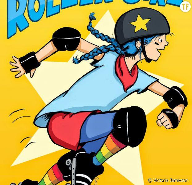 """""""Roller Girl"""", un roman graphique de Victoria Jamieson"""