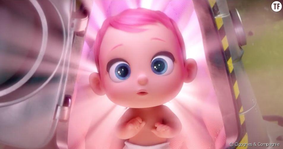 Le charme des bébés, pas si innocent