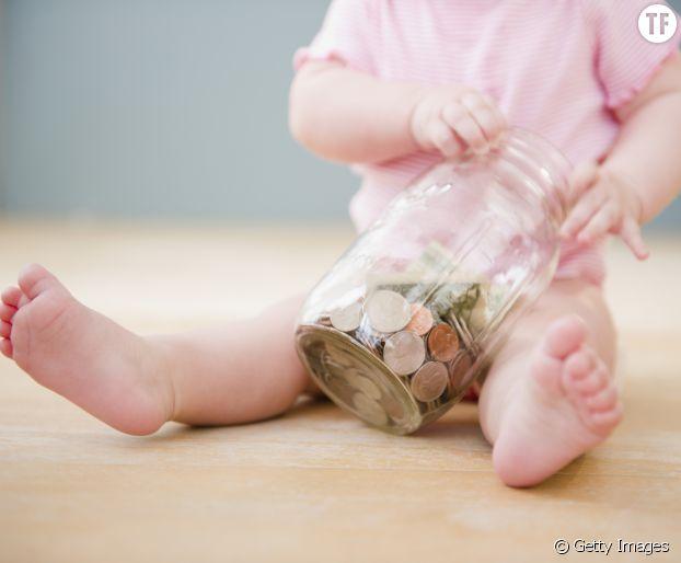 Un bébé, ça a un coût