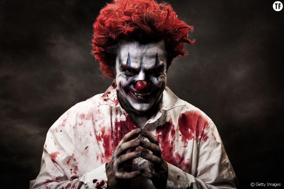 Pourquoi les clowns nous font-ils aussi peur ?