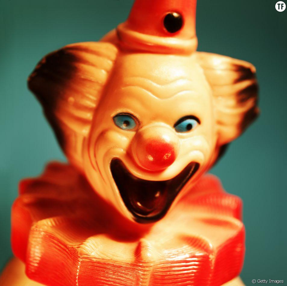 Pourquoi avons-nous peur des clowns ?