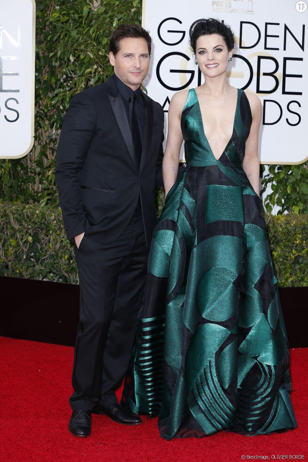 Jaimie Alexander et son ex-fiancé, l'acteur Peter Facinelli